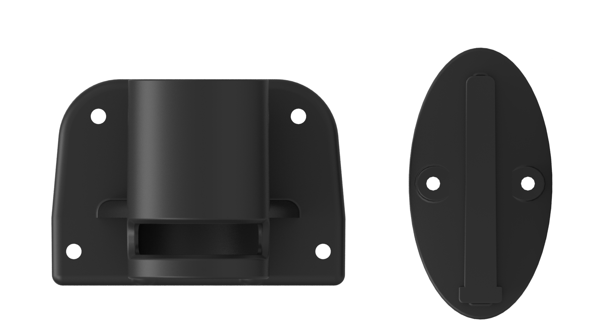 Plus Line Wall Mount System And Kits