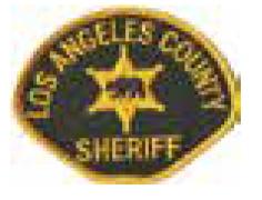 Los Angeles County Sheriff logo