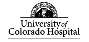 University of Colorado Hospital logo