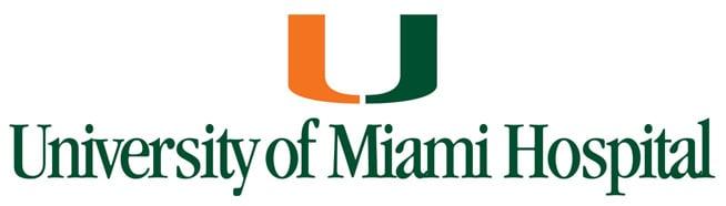 University of Miami Hospital logo