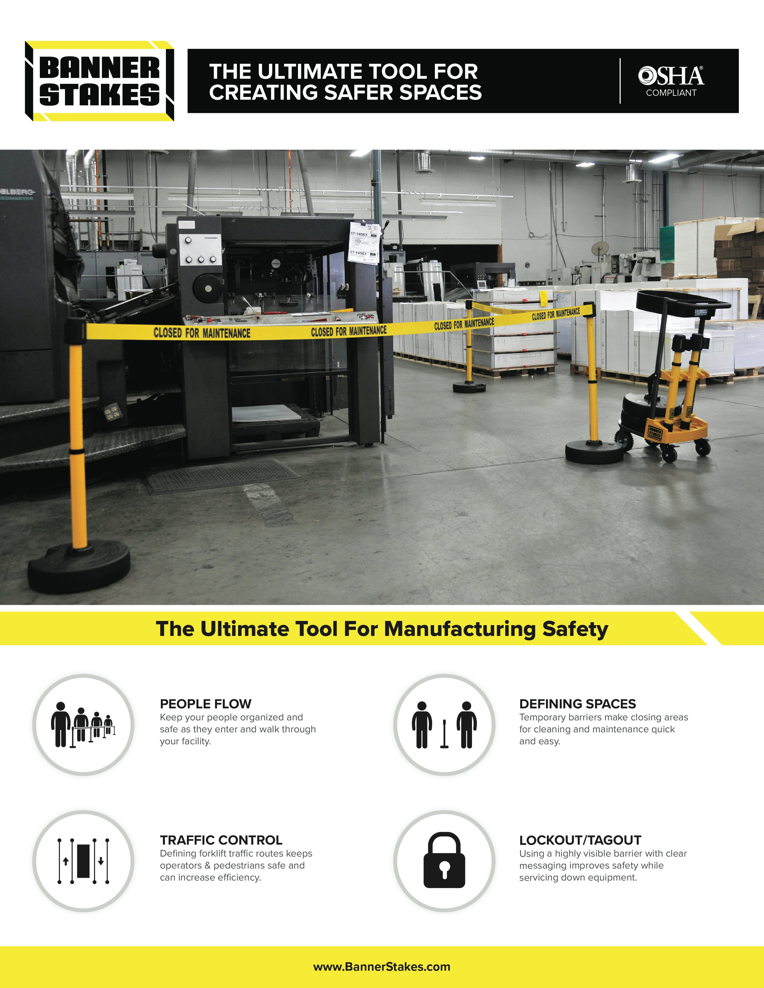 Manufacturing Flyer