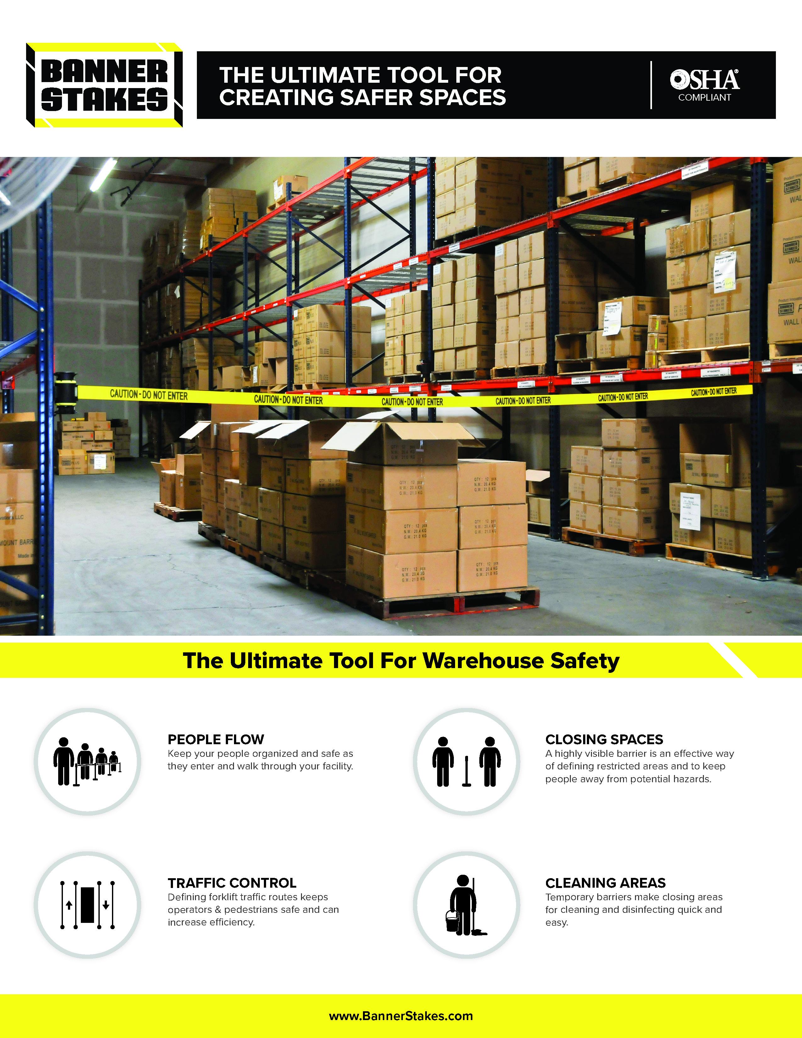 Warehouse Flyer